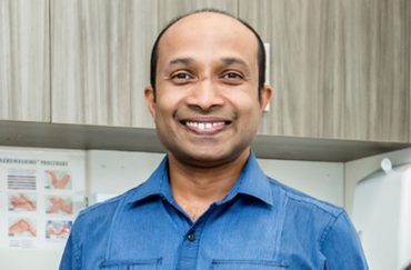 Dr. Sisira Gunaratne